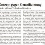 FAZ 29.12.12 Gentrifizierung