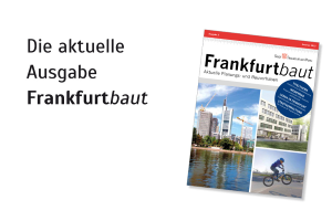 Frankfurt baut